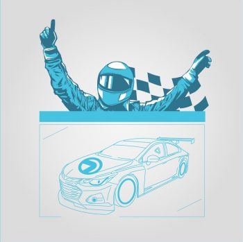 A Consultoria7 é a agência oficial do Piloto Lucas Foresti na Stock Car Pro Series!