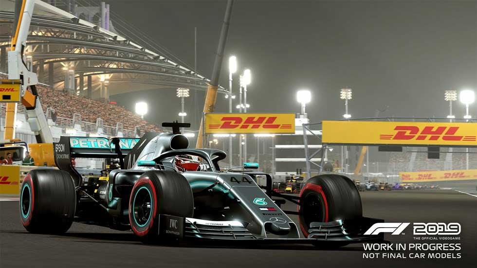 F1 Esports Virtual Grand Prix III. Foto: Reprodução