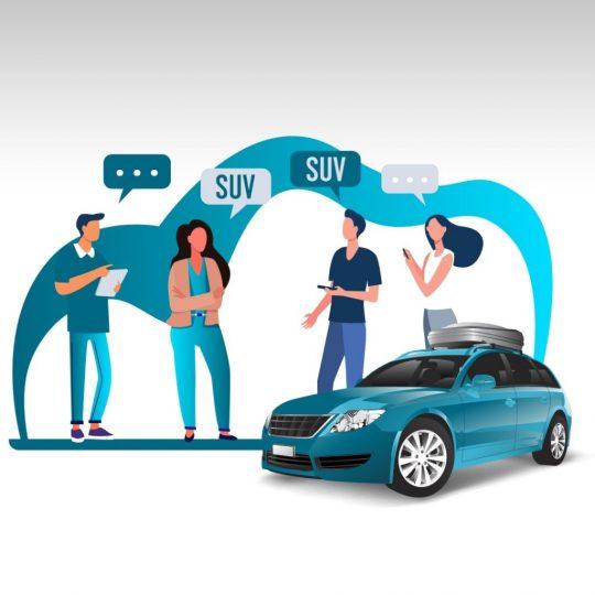 O crescimento do mercado de SUV no Brasil